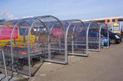 Winkelwagenstations 3