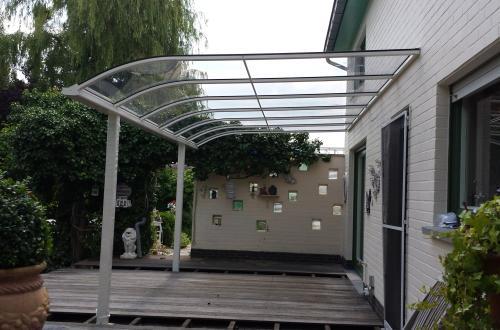 Terrasoverkapping met verandadak 5
