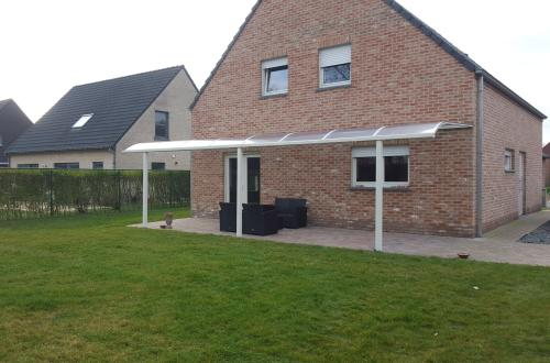 Terrasoverkapping met verandadak 3