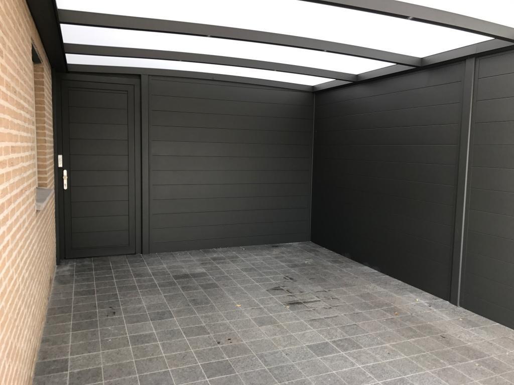 carport avec abris de jardin vermocarports. Black Bedroom Furniture Sets. Home Design Ideas